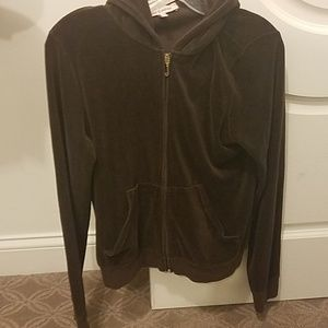 Juicy ladies sweatshirt size xl Brown